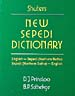 New Sepedi dictionary: English - Sepedi (Northern Sotho) / Sepedi (Northern Sotho) - English
